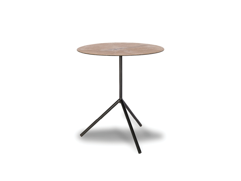 End Table OAKLEY TRIPOD. AddThis Sharing Buttons
