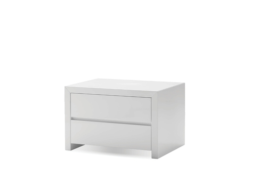 Blanche Night Table White Night Tables Mobital
