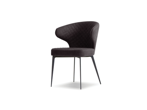 8310d6af8bf22 Dining Chair HUG Anthracite - Side chairs